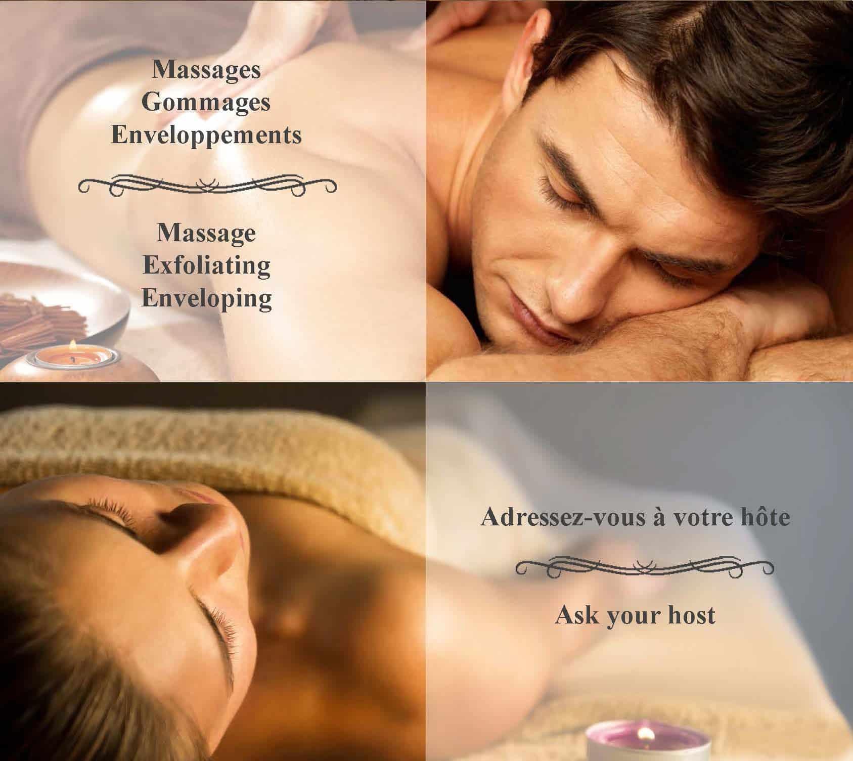 Massage Bien-Être Hippocampe