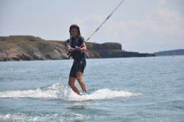 Activité ski nautique proposée par une chambre d'hotes proche de sanary