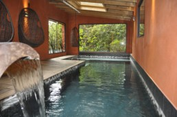 Chambre d'hotes var avec piscine intérieur chauffée